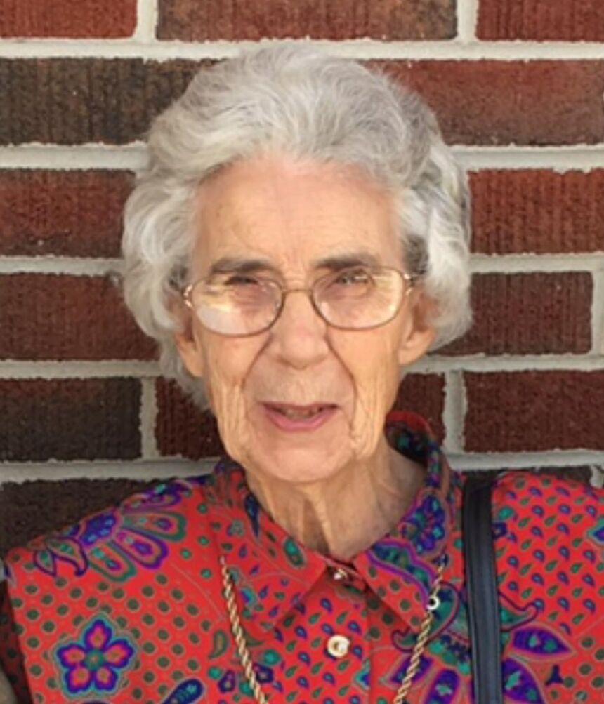 Betty  Holcombe