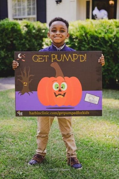 Pumpkin Pal program aims to bring the fun of Halloween to kids in foster care