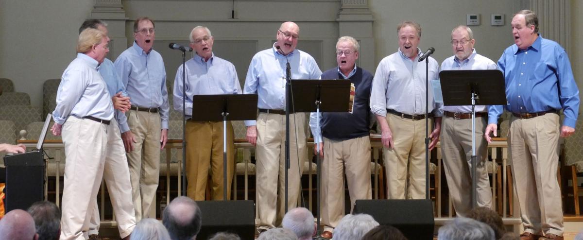 Men's Ensemble, Ringgold First Baptist Church