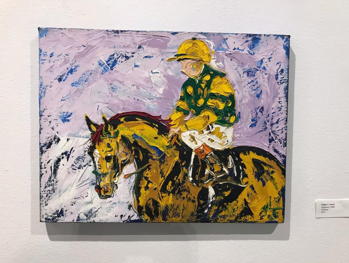 New RCAC exhibit features 'Art of the Horse'