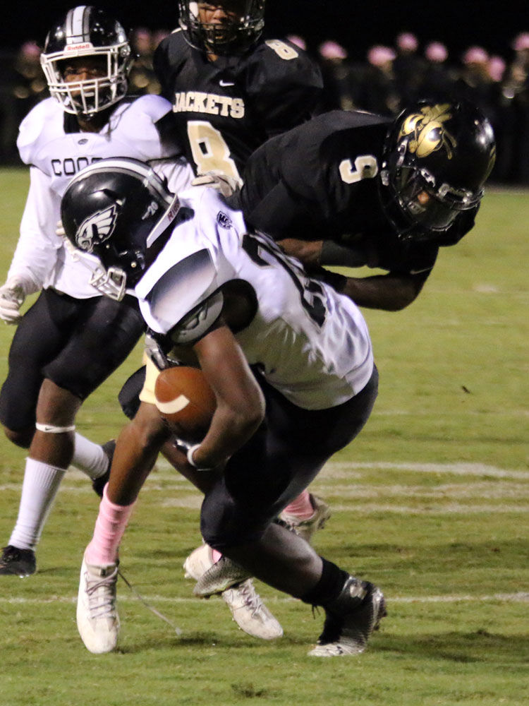 Football Solid Second Half Propels Rockmart To Win Over Tough Coosa