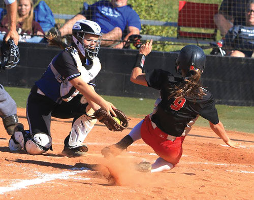 Sonoraville's Harleigh Chastain
