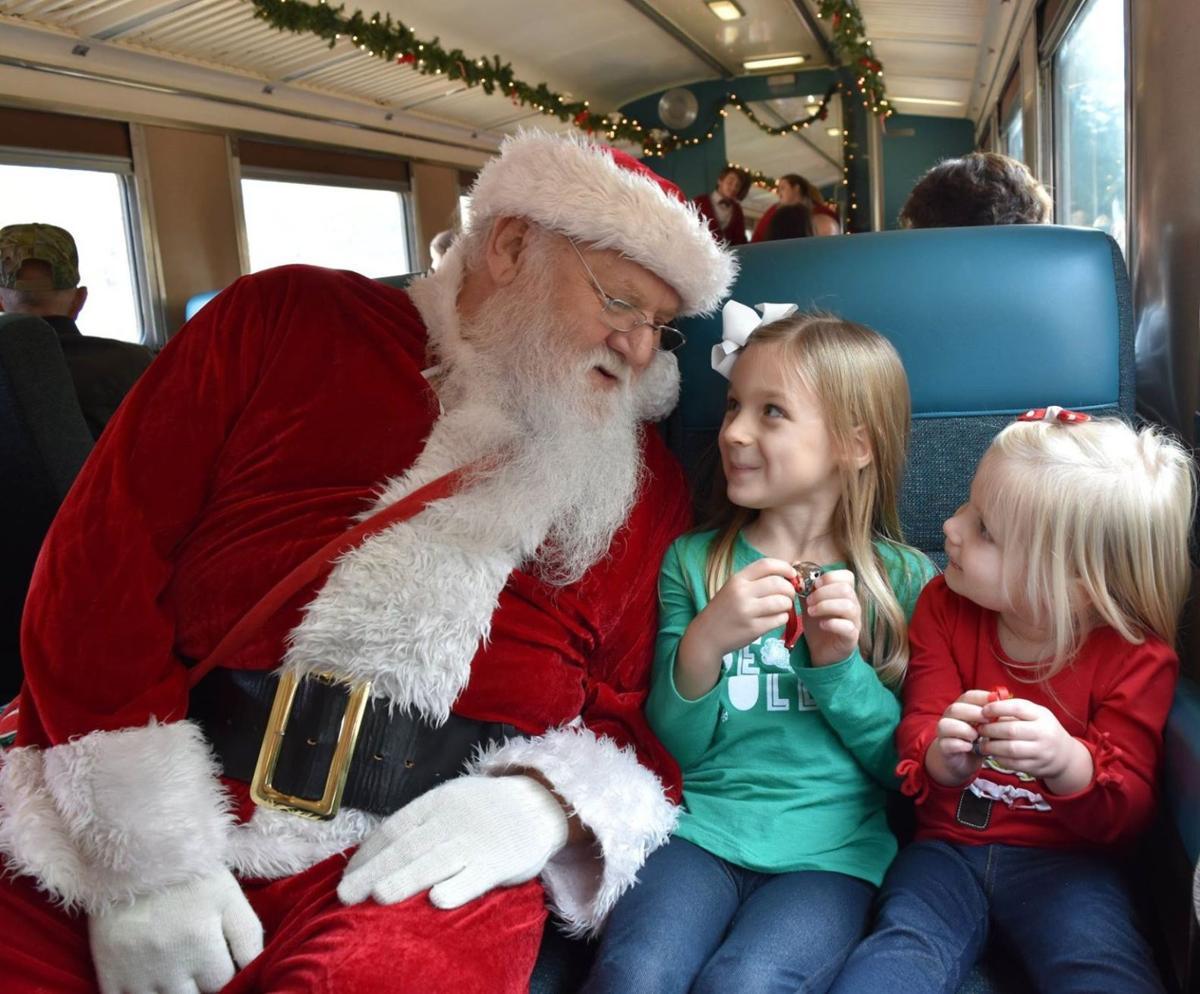 Summerville Santa Special