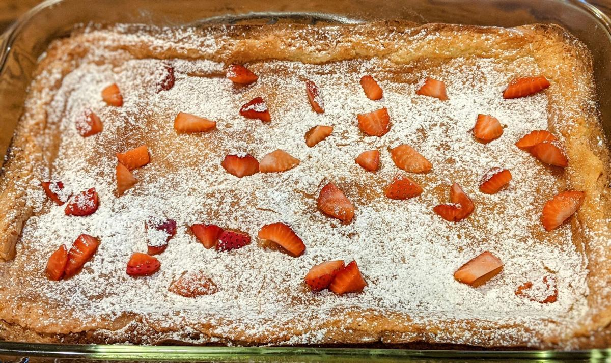 amy fischer strawberry cake