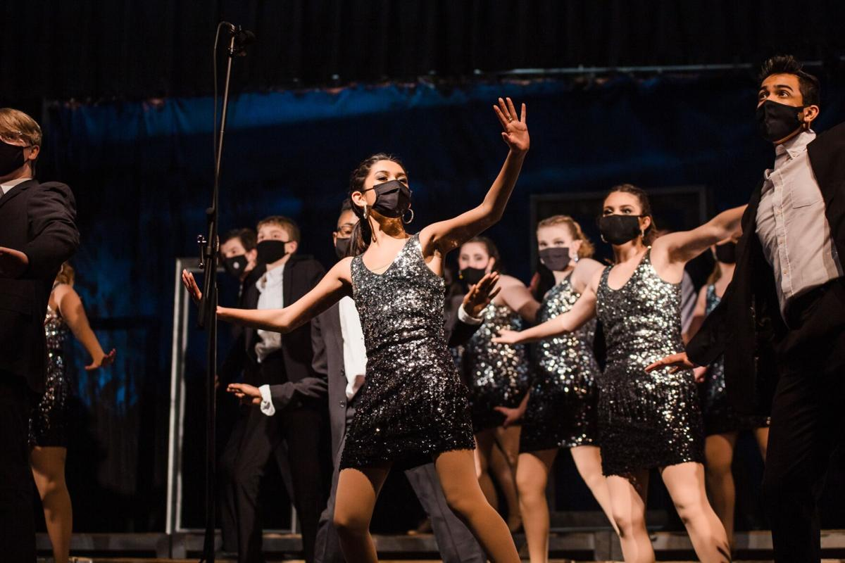 'Lost in the Picture': Rome High Grand Finale Show Choir preps for the season ahead