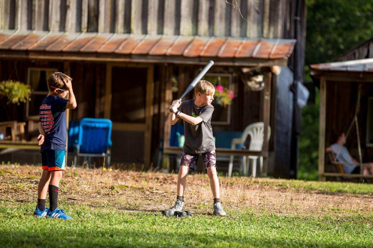 Generations gather for 153rd Camp Meeting at Morrison Campground