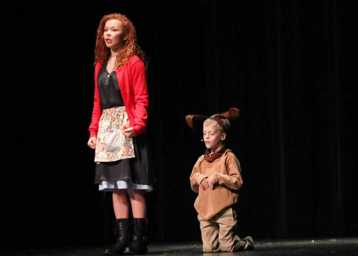 """Annie Jr."" performance held in Cedartown"