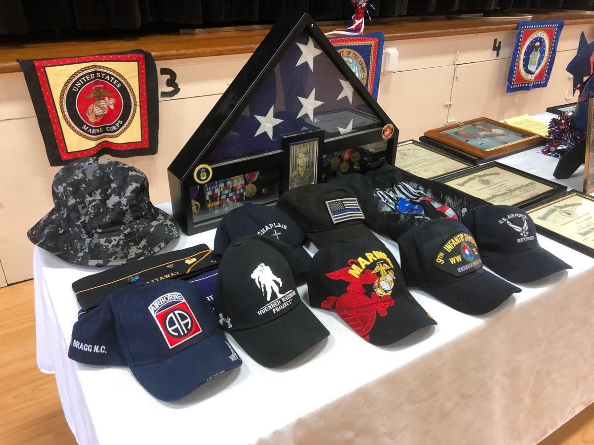 Veterans honored at Alto Park Elementary