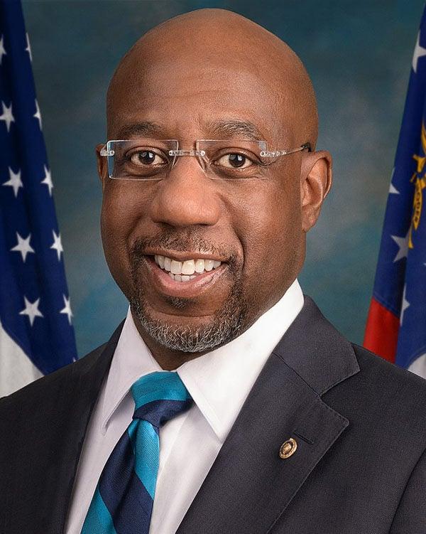 Sen. Raphael Warnock, D-Georgia