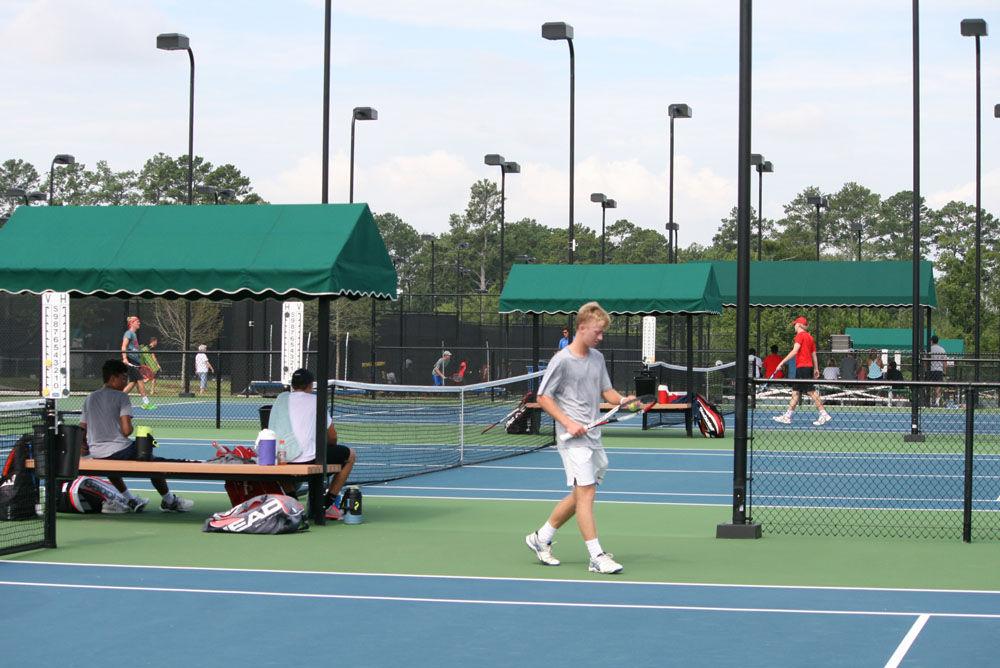 Georgia State Junior Open at the Rome Tennis Center