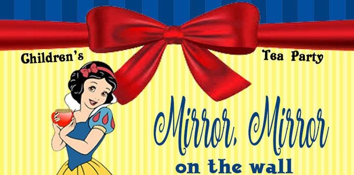 "HAC to host ""Snow White Children's Tea Party"" on April 14"