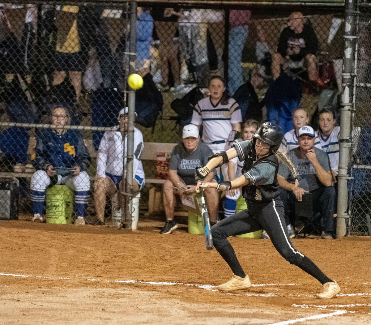 Carlie Henderson - 2019 Calhoun State Softball Tournament