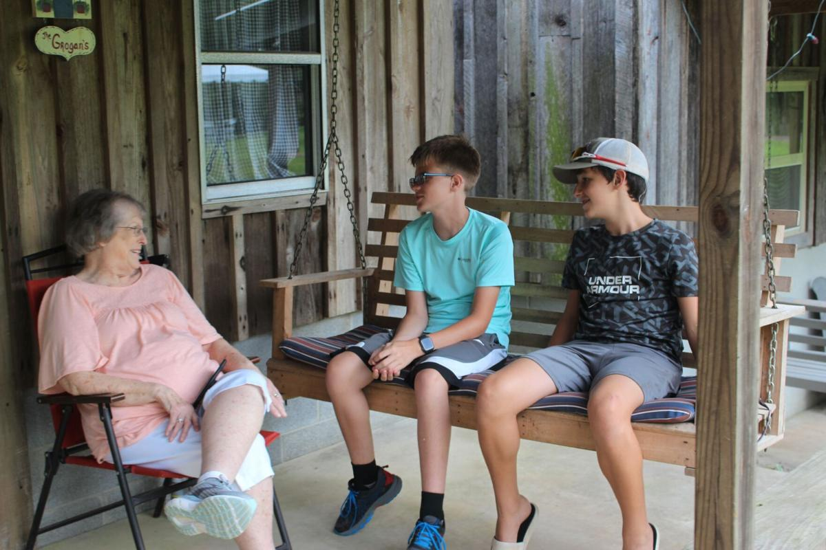 """""""Like a big family reunion"""" Families come together for 153rd Camp Meeting at Morrison Campground"""