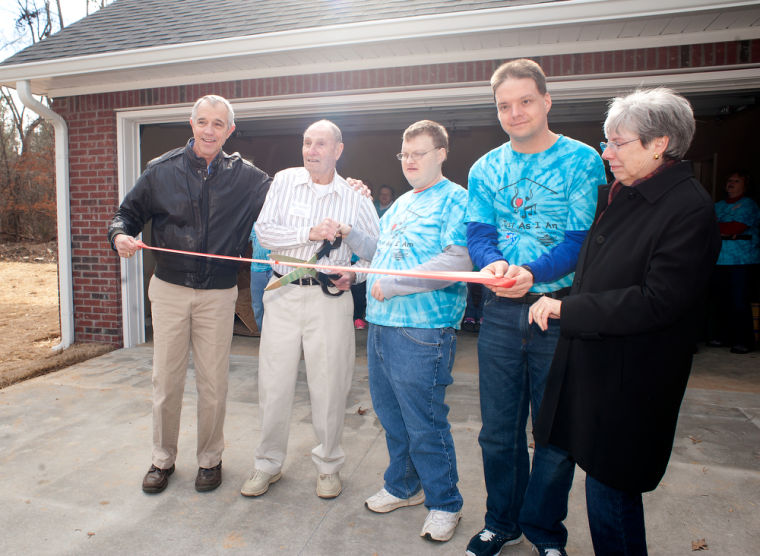 DIGS Home Opening