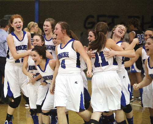 GIRLS BASKETBALL: Armuchee vs. Model