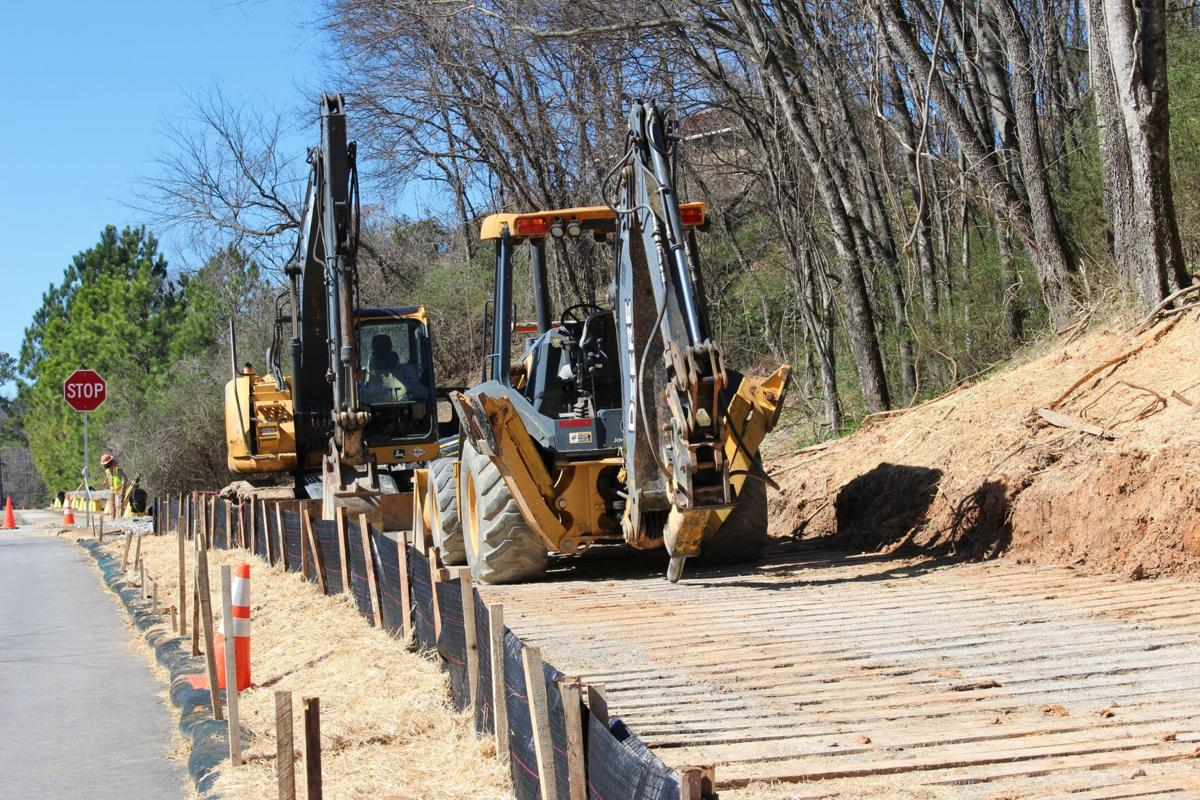 Pipeline construction continues