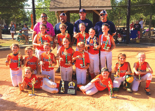 Fusion 10u win ISA World Series in Chattanooga