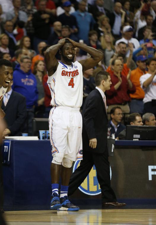 NCAA Dayton Florida Basketball