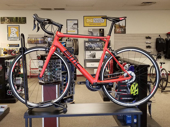 Rents, sells and services bikes