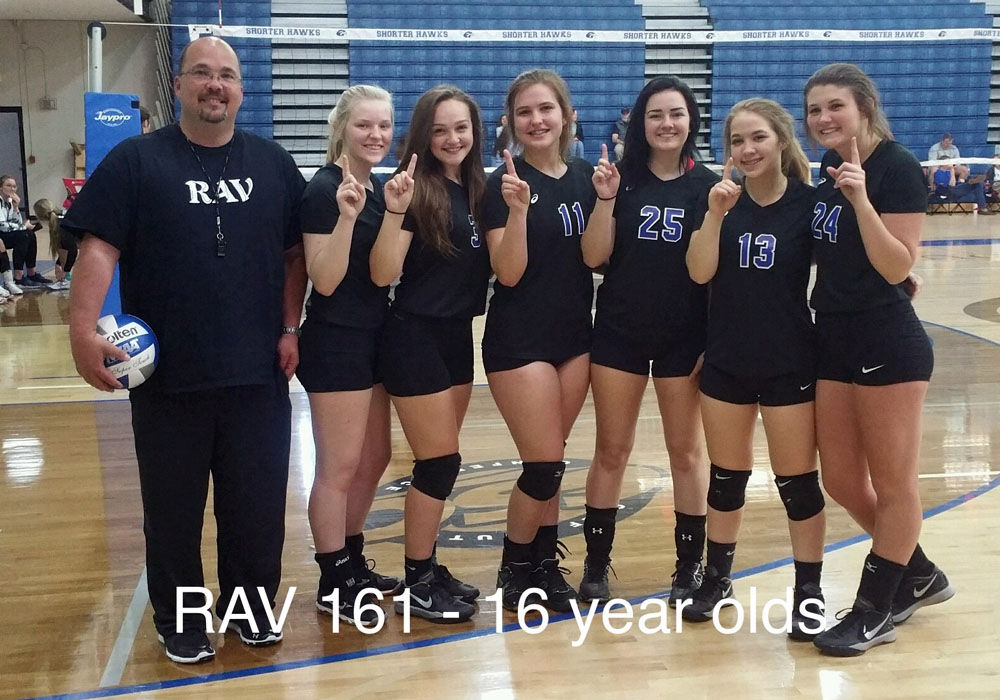 Rome Area Volleyball