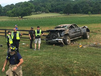 Man dies after  wreck on US 411 between Rome and Cave Spring
