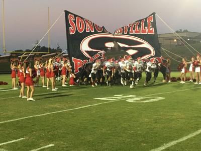 Sonoraville Football vs Haralson