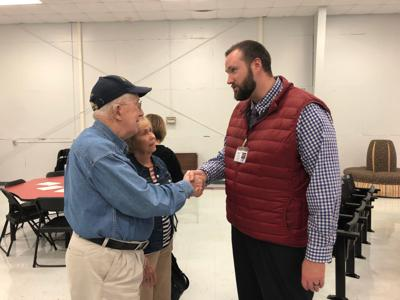 Cave Spring Elementary celebrates Veterans Day