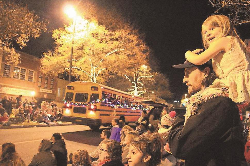 Parade is a family tradition