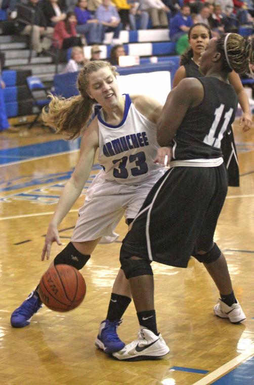 Girls Basketball: Coosa at Armuchee