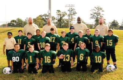 7-8 year old Trojans