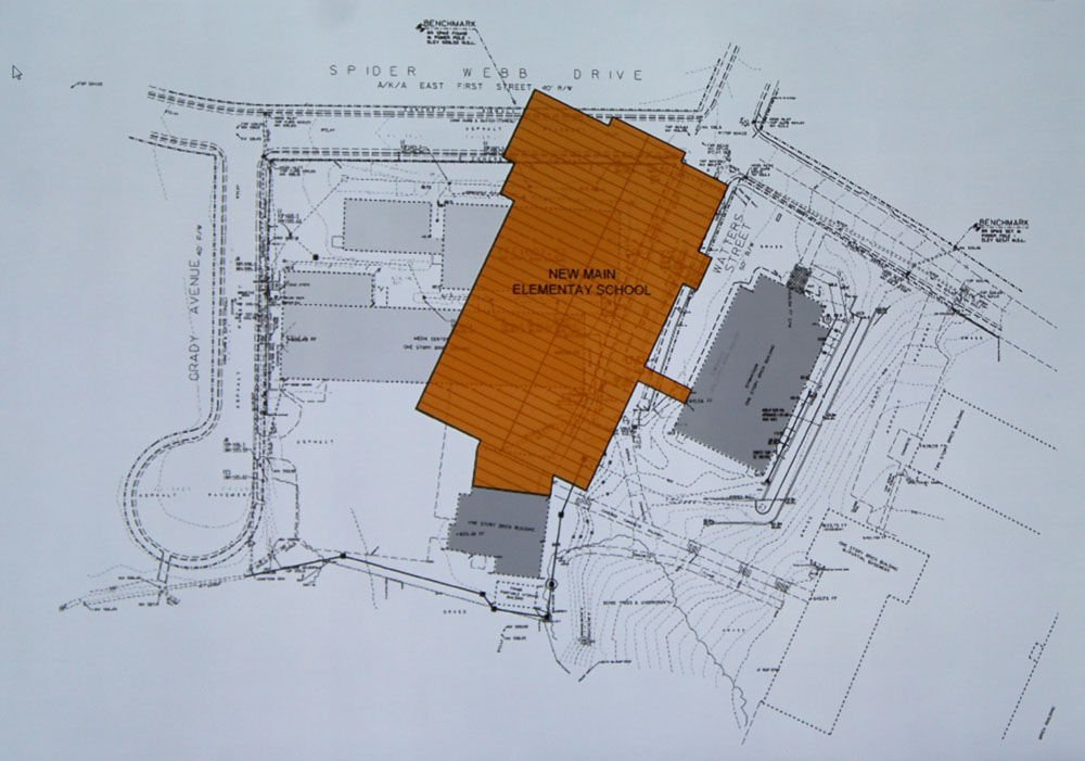 Main Elementary plans