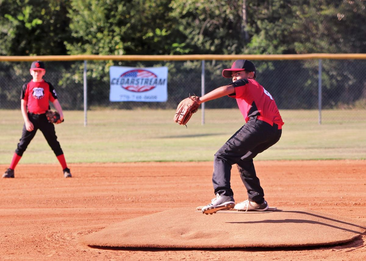 Cedartown Youth Baseball Fall 2019