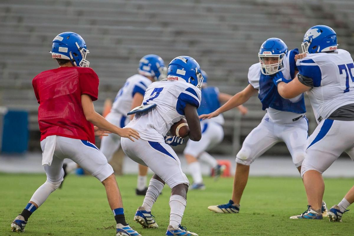 Armuchee's Chandler DeSanto and Sylvester Bassey