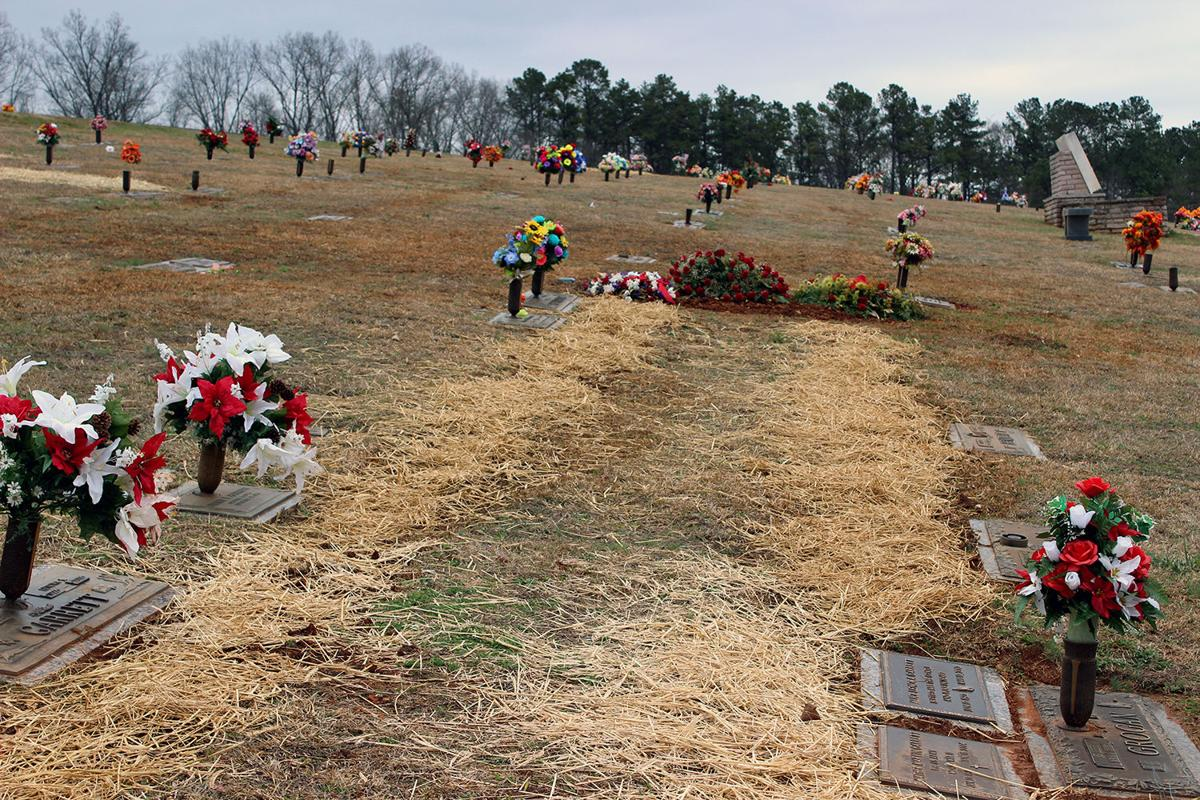 Families angered by damage at Floyd Memory Gardens; Cemetery owners ...