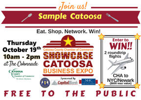 Showcase Catoosa Business Expo
