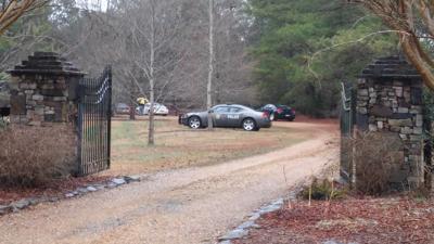 Shooting reported at Terhune Road