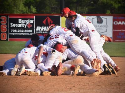 Pepperell baseball 2021 Region 7-AA Baseball champions