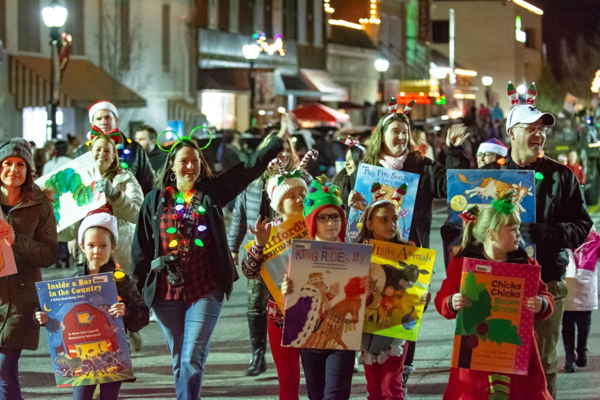 Calhoun Christmas Parade