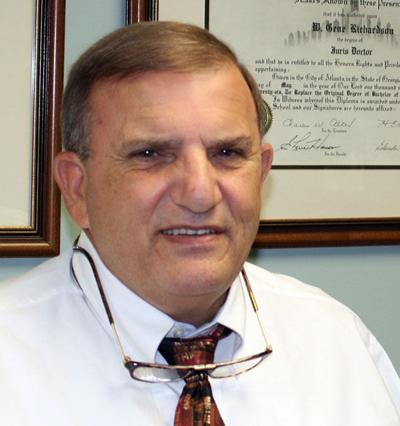 Floyd Chief Magistrate Gene Richardson