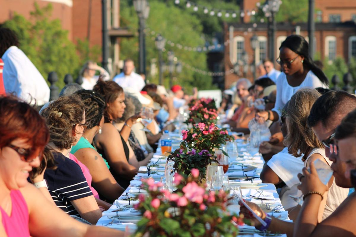 Rome community unites at One Table event
