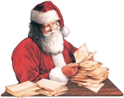 8ebc93e0967 Dear Santa  This year s Letters to St. Nick from Standard Journal readers