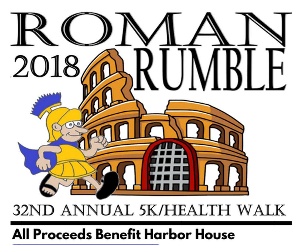 roman rumble logo