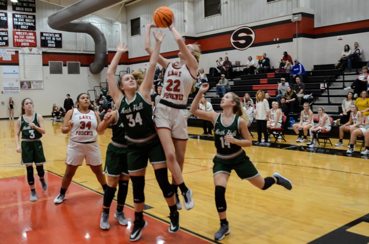 Sonoraville slowly takes control, pulls away for State first-round win