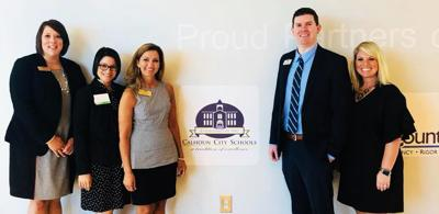 Calhoun City Schools attends Grand Opening for the Junior Achievement Discovery Center