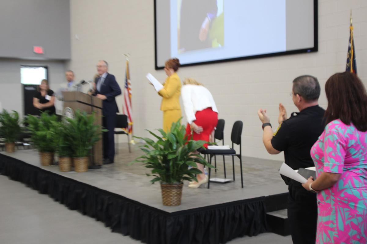 Polk County College and Career Academy opening