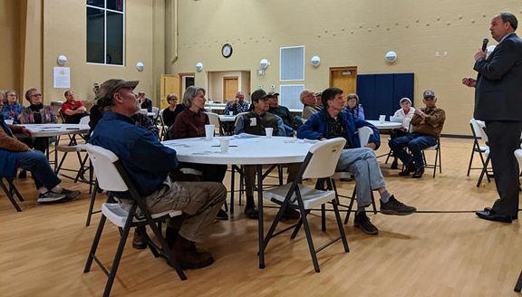Whitfield Cove community forum