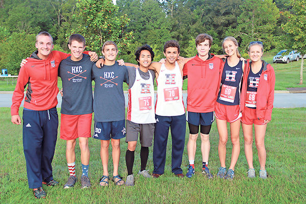 CROSS COUNTRY: Veterans, rookies have Heritage XC teams thinking big