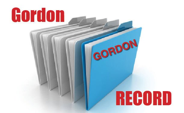 Gordon Record
