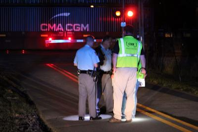 Woman dies after being struck by train