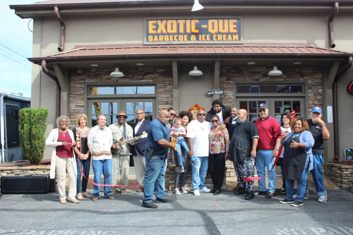 Exotic Que Ribbon Cutting 2019